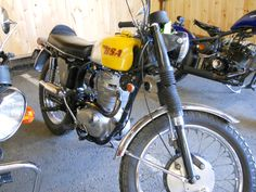1968 BSA Motorcycle     https://www.youtube.com/user/Viewwithme