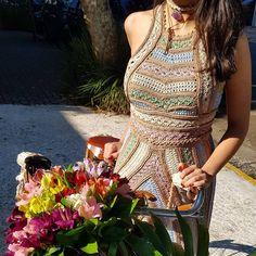👗      Atemporal, Positive & Slow Fashion  💖🐛 100% Pure Silk Handmade Crochet  📍      Feito no Brasil 🇧🇷  ☎      +551130572412