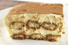 I have enjoyed Tiramisu through out Italy and have never found a better more fool proof recipe for this classic Italian Dessert. You will love this recipe for Tiramisu!- chef dennis For halal tiramisu avoid alcohol. Food Cakes, Cupcake Cakes, Cupcakes, Bolo Tiramisu, Best Tiramisu Recipe, Authentic Tiramisu Recipe, Just Desserts, Dessert Recipes, Cuisine Diverse