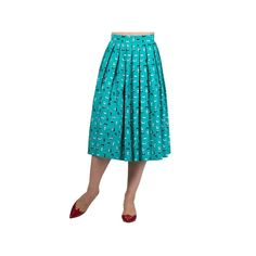 Bright Lights Dancing Days 50s Jive Lindy Dance Atomic Cats Skirt