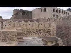 गोलकोण्डा, हैदराबाद - Golconda, Fort. Tourist Places
