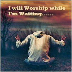 I will!