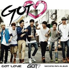 Got7 New 2nd mini album GOT LOVE