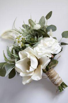 Bildergebnis für greenery wedding bouquet