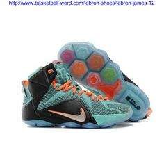 3b175f4e08da Buy For Sale Nike Lebron Xii P.S. Elite Mens Turquoise Black Orange from  Reliable For Sale Nike Lebron Xii P.S.Find Quality For Sale Nike Lebron Xii  P.S. ...