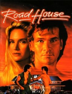 Road House (1989) movie #poster, #tshirt, #mousepad, #movieposters2