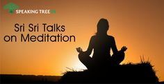 #Mediation not only helps us to be focsussed but gives us potential to excel. Check out this interesting video on #Mediatation by #SriSri.