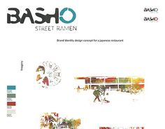 """Check out new work on my @Behance portfolio: """"Basho - Brand Identity design concept"""" http://be.net/gallery/51691979/Basho-Brand-Identity-design-concept"""