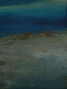 Koen Lybaert  - Ujuaap Aqqulaa - watercolor on paper [40 x 30] / 2015
