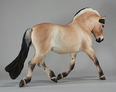 Fjord paint by Nikki Button Beautiful Models, Beautiful Horses, Fjord Horse, Painted Pony, Horse Crafts, Horse Quotes, Breyer Horses, Horses For Sale, Hobby Farms