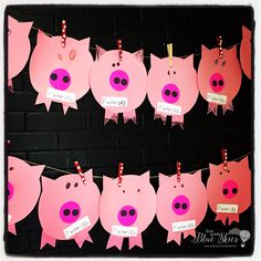 Animal crafts First Grade - Ways to Display Student Work and More Letter Crafts (First Grade Blue Skies) Letter P Crafts, Letter P Activities, Abc Crafts, New Year's Crafts, Alphabet Crafts, Preschool Letters, Daycare Crafts, Classroom Crafts, Animal Crafts