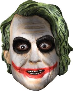 Child Joker Mask Joker Mask, Batman The Dark Knight, Robin Halloween  Costume, Dress 60d150b518