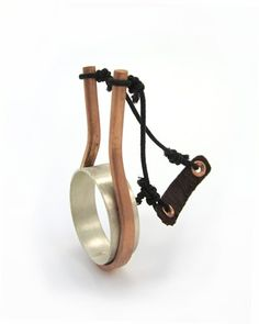"Jessica Wright ""Slingshot Ring"""