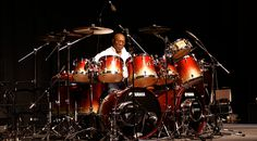 Billy Cobham... Generally acclaimed as fusions greatest drummer, Billy Cobhams explosive technique powered some of the genres most important early recordings -- including groundbreaking efforts by Miles Davis and the Mahavishnu Orchestra -- before he became an accomplished bandleader in his own right.