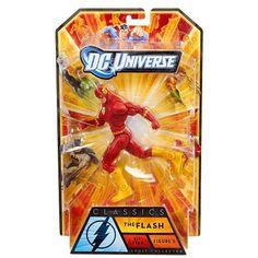 Mattel DC Universe The Flash