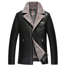 Tag a friend who would love this!|    Innovative arriving 2017 New Italian Style Men Faux Leather Jacket Good Quality Mens Winter Business Fleece Jacket Mens Brand Coat Plus Size XXXL now on discount sales $US $188.98 with free delivery  you'll find this amazing item not to mention a whole lot more at the estore      Find it right now on this website…
