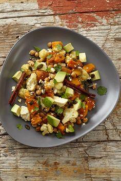 Best Braai Salads Roasted Butternut & Cauliflower
