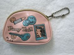 Pony Tail coin purse