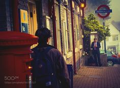 Journey to London - London Realism by SOUPS