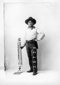 Jerome Standing Soldier - Hunkpapa - circa 1910
