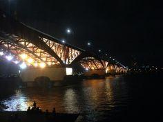 Han river sungsan bridge