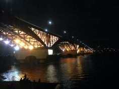 Han river sungsan bridge