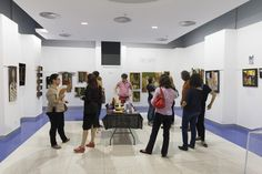 """Sala de #Exposiciones """"Galeria d'Art"""" #art"""