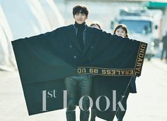 Ji Chang Wook for Look Yong Pal, Lee Bo Young, Empress Ki, Joo Won, Yoo Ah In, Moon Chae Won, Song Joong Ki, Korean Wave, Kdrama Actors