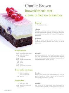 from Debic Bakkerij Magazine 4 Gourmet Cakes, Gourmet Desserts, Fancy Desserts, Bakery Recipes, Sweets Recipes, Cookie Recipes, Chocolat Valrhona, Buttercream Decorating, Soft Sugar Cookies