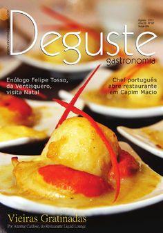 Revista Deguste de agosto de 2013  Veja o que foi destaque nesta edição.
