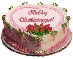mail Cake, Food, Birthday, Kuchen, Essen, Meals, Torte, Cookies, Yemek