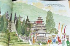 bali sketchbook 活动 | leewiART 乐艺 建立你的个人艺术画廊,汇聚优秀的CG艺术作品