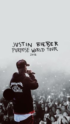 purpose tour has begun in Seattle, Washington on March 9th!!!!!