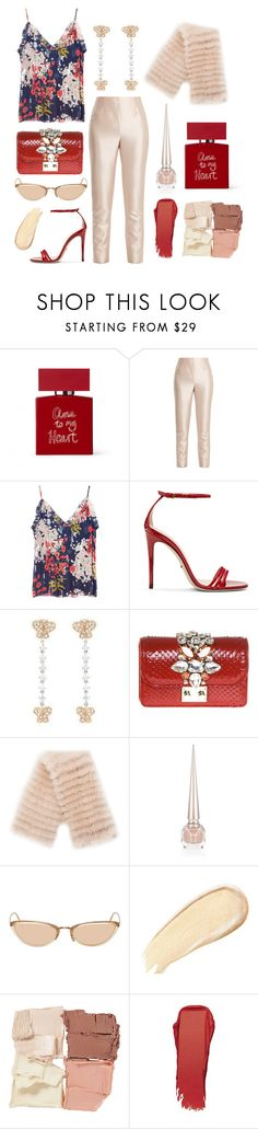 """tryna get you out the friendzone 🥀"" by theodor44444 ❤ liked on Polyvore featuring Bella Freud, Gabriela Hearst, Rebecca Taylor, Gucci, Keleo, GEDEBE, Agnona, Christian Louboutin, Linda Farrow and rms beauty"