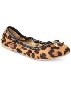 739e05d0f402 Sam Edelman Felicia Cheetah Print Ballet Flats