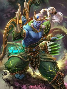 Nature's Guardian, the new pointy eared skin for Rama in SMITE – Battleground of the Gods. Game Character, Character Concept, Concept Art, Character Design, Fantasy Artwork, Chibi, Lord Rama Images, Samurai, Lord Shiva Painting