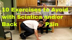 10 Exercises to Avoid With Sciatica (Bulging or Herniated Disc) or Back ...
