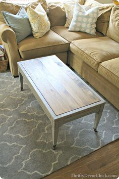 Transform A Glass Top Coffee Table Into Wood Top | DIY Furniture :: |  Pinterest | Furniture, Glasses And Could Part 56