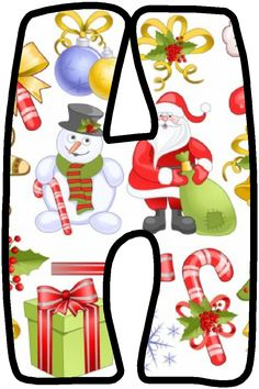 Christmas Photo Booth, Christmas Photos, Christmas Time, Christmas Crafts, Holiday, Letter Symbols, Alphabet And Numbers, Christmas Alphabet, Xmas Ornaments