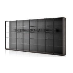 Ex Libris bookcase - design Piero Lissoni - Porro