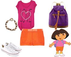 """""""Dora"""" by onedirectionfangurl on Polyvore"""