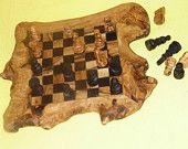 small,Chessboard with Pawns,olive wood.   $16.44 USD+shipping