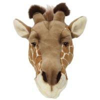 Op zoek naar een Giraffe Kop? Bij Saartje Prum vind je de leukste koppen Voor aan de Muur voor de kinderkamer.