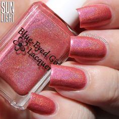 Accio Lacquer: Blue-Eyed Girl Lacquer: If You're a Seascape