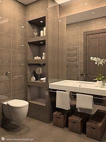 łazienka   Stylowi.pl   Odkrywaj, Kolekcjonuj, Kupuj Washroom, Bathroom  Towel Shelves