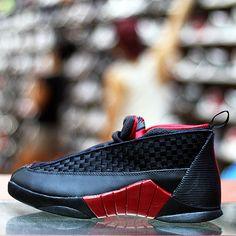 Jordan 15 Retro.