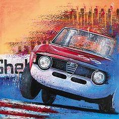 STEFFEN IMHOF - AUTOMOBILART: Alfa Romeo