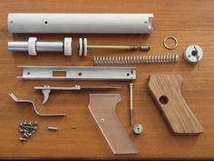 DIY disposal gun
