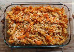 she said Roasted Carrot Mac N Cheese