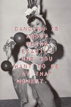 Dirty Dancing: Havana Nights :: Dancing is about being exactly who you want to be at that moment . . . ::